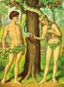 If Adam and Eve originated in East Africa with light skin, modern humanity would have never flourished.  This imagery has corrupted cultures around the world into believing a faux History.