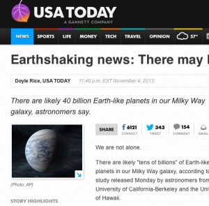Earthshaking news_ There may be other planets like ours